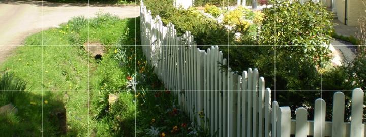 garden fencing hertfordshire